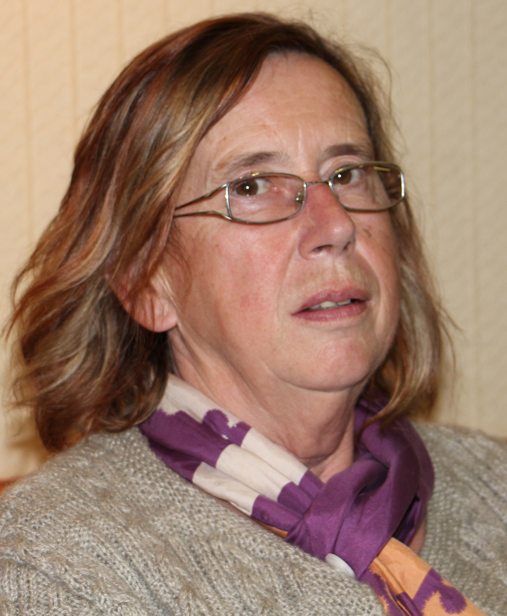 Anne-Marie GRAFFOUILLERE : 4e Adjointe au Maire