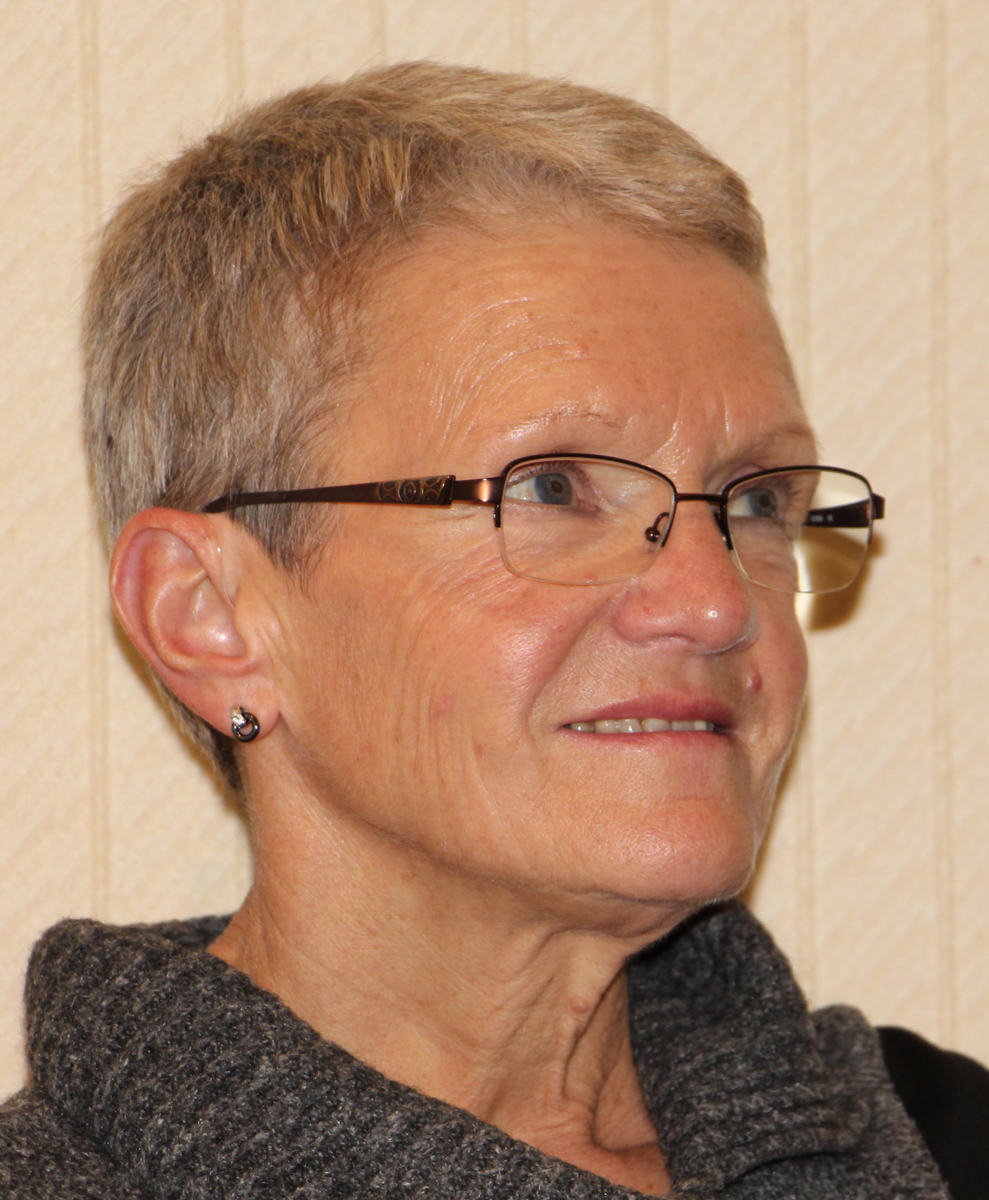 Bernadette PORTAL : Conseillère municipale