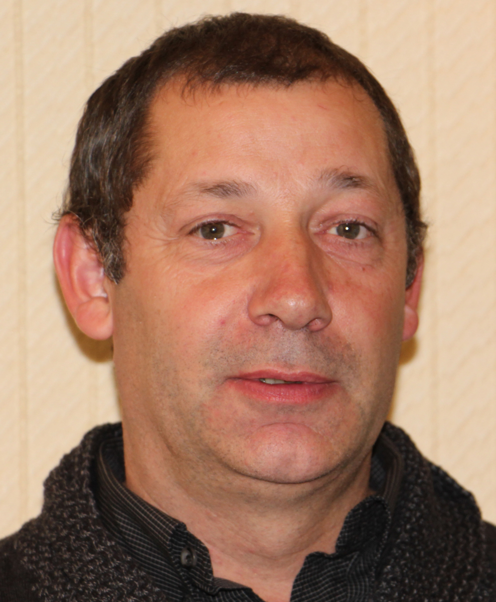 Jean-Paul POUDEROUX : Conseiller municipal