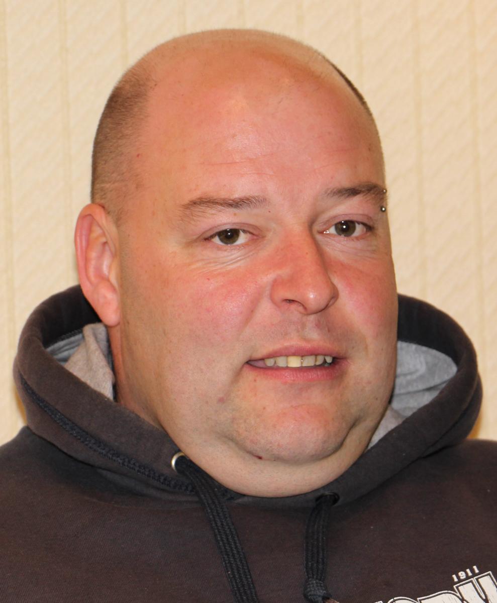 Patrice CRISPOUL : Conseiller municipal