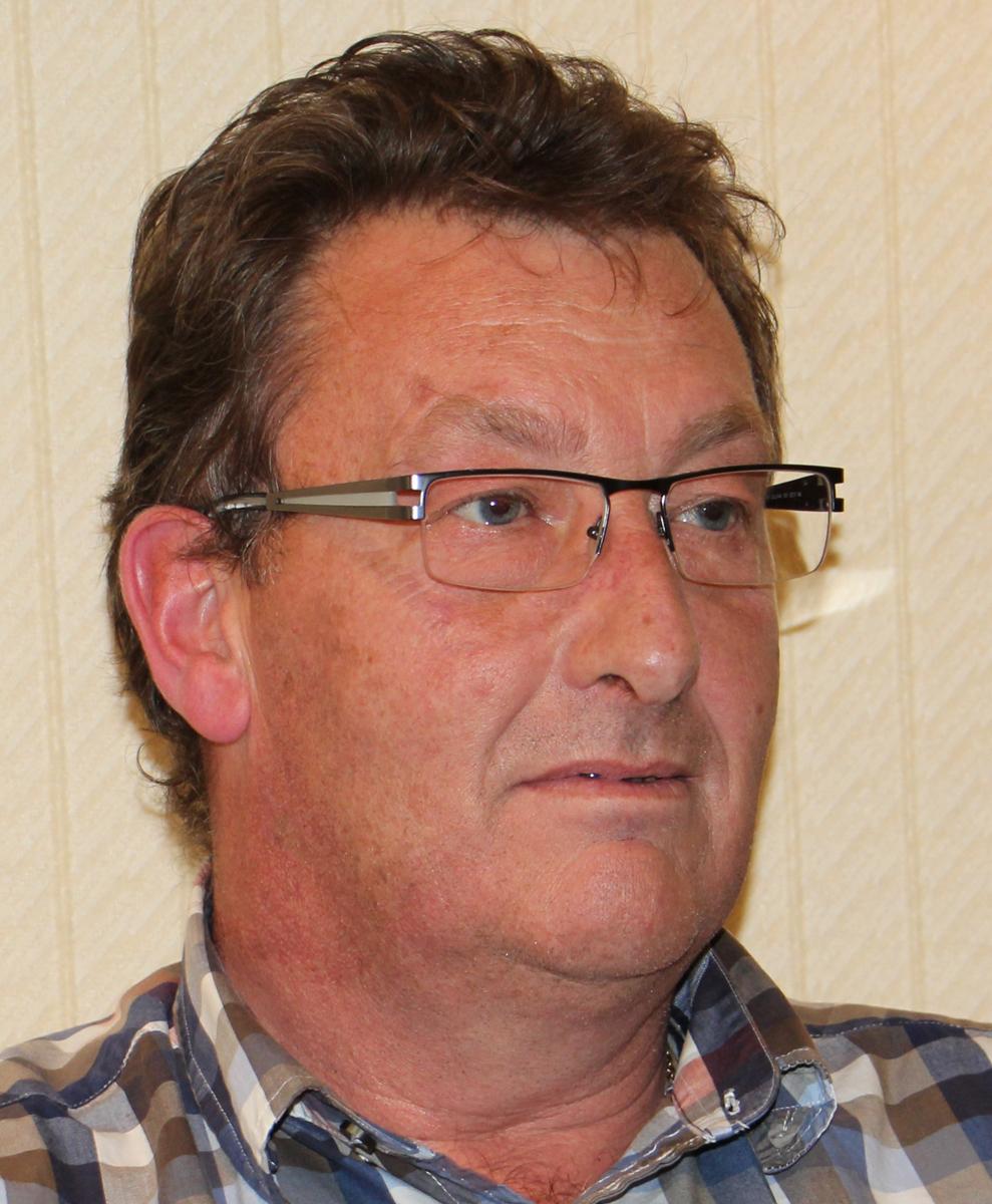 Pierre BILA : 1er Adjoint au Maire